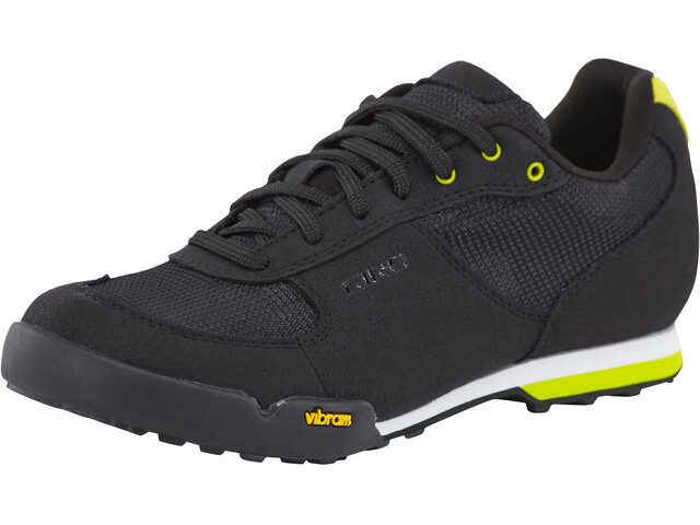 Giro Petra VR Shoes Dame black/wild lime